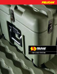 Pelican Hardigg ISP Cases